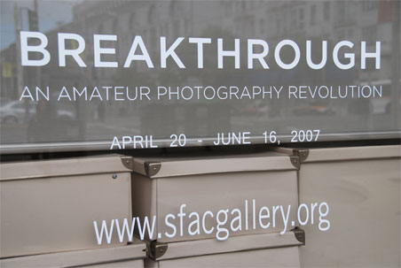 Breakthrough: An Amateur Photo Revolution