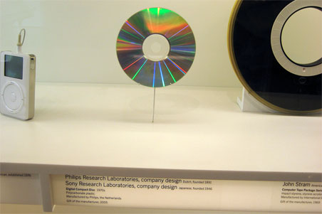 MoMA Digital Compact Disc