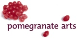 Pomegranate Arts Logo