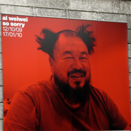 Ai Weiwei - So Sorry