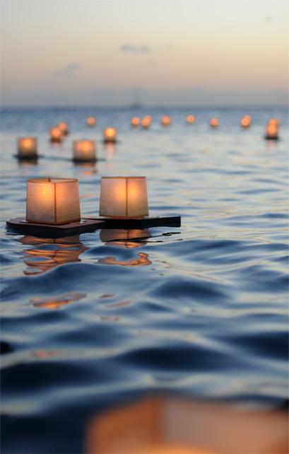 Floating Memorials